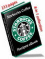STARBUCKS ULTIMATE RECIPE EBOOK and RESELL RIGHTS 8 in 1 col