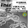 Thumbnail Yamaha_VMX12(N.NC-K.KC,M_MC)_  2 in 1 Service_Manual & Owners Guide .doc