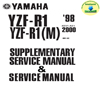 Thumbnail Yamaha_YZFR1_1998_Service_Manual &  YZF-R1(M)_2000_Supplementary_Service_Manual