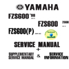 Thumbnail Yamaha_Fazer_FZS600 3 in 1 User Manual  Pakage (Service Repair  supplementary Full Speccification)