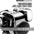 Thumbnail KOHLER Service Repair Manual  K Series K91 K141 K161 K181 K241 K301 K3